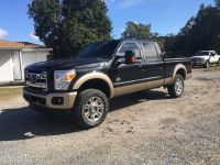 2012 Ford F-250SD King Ranch