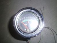 "Purchase 2 3/4"" tachometer vintage restoration hot rat rod motorcycle in Joliet, Illinois, United States, for US $99.95"