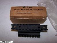 For Sale: HK claw mount-SMG or Carbine front vertical grip