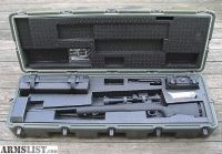 For Sale: US Army Remington M24 7.62 NATO SWS Deployment Kit complete with tools
