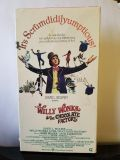 VHS WILLY WONKA AND THE CHOCOLATE FACTORY
