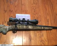 For Sale: Savage Predator hunter 260 remington