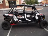 2014 Polaris RZR XP 4 1000 EPS Sport-Utility Utility Vehicles Sierra Vista, AZ