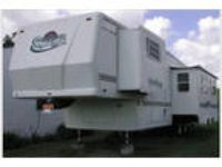 1999 Crossroads Fifth Wheel Trailer