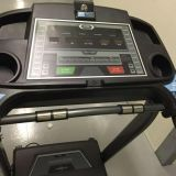 Horizon Fitness Club T500 folding treadmill, excellent condition, hardly used