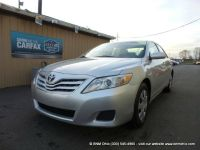 2010 Toyota Camry 4dr Sdn I4 Man LE (Natl)