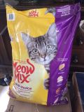 2 Bags Meow Mix Cat Food-29 lbs total