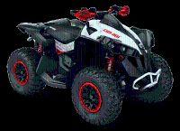 2018 Can-Am Renegade X xc 850 Sport ATVs Elk Grove, CA