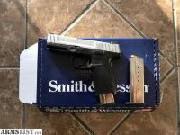 For Sale: Smith & Wesson SD9 VE