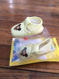 Brand new yellow Mickey Mouse shoes size 0-12 months $20