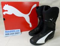 Find Puma Super Ride motorcycle boots - Black/White motorcycle in Jessup, Maryland, US, for US $125.95