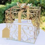 Glass Wedding Card Box - Buy designer Wedding Card Box Online