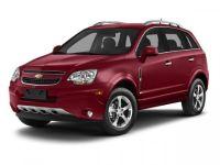 2014 Chevrolet Captiva Sport LT (Red)