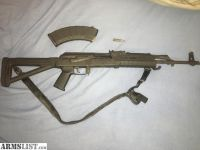 For Sale/Trade: Magpul WASR-10 AK47 and 6 magazines