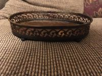 Decorative Metal Tray Swap Only