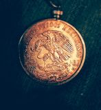 Beautiful 1968 Silver Mexican Olympic Coin