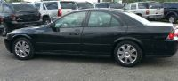 2004 LINCOLN LS, LEATHER MOONROOF BLACK