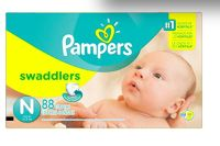 Pampers Swaddlers Size ) (N)