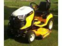 Cub Cadet Garden Tractor Gtxle