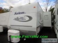 Used Forest River Salem RL Travel Trailer RV For Sale Cla