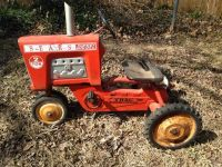 Vintage Sears Pedal tractor