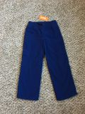 Gymboree Fleece Lined Pants. Navy Blue. Size 5t. Brand New with Tags.