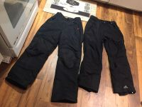 Black pants for the snow Mens medium size and large size$15 Each