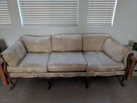 Beautiful antique style couch