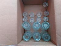 15 piece shot glass set new condition