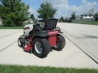 """White Garden Tractor 46"""" cutting deck automatic"""