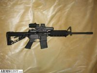For Sale: Colt AR-15 A3