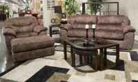NEW! Sofa Chair and Ottoman