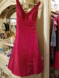 Very Pretty Dress. Perfect for the Holidays. Wear once. From Davi'ds Bridal