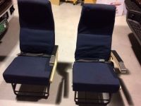 Find BEECHCRAFT KING AIR HIGH DENSITY SEATS - SET OF ELEVEN (11) motorcycle in Piney Flats, Tennessee, United States, for US $39,000.00
