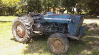 1970's Ford 3000 Tractor