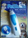 Pet Nail Groomer for Cats & Dogs
