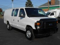 $10,990, Check Out This Spotless 2011 Ford Econoline Cargo Van with 184,966 Miles