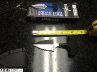 For Sale: push dagger cold steel