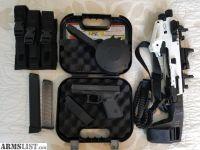 For Sale: Glock 19, gen 4 RONI Combo