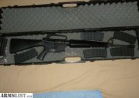 For Sale: AR 15, /C-13 with mags and carry case (will ship)