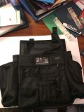 Uncle Mikes law enforcement side armor vehicle organizer bag (used)