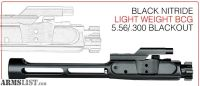 For Sale: Light Weight Nitride BCG