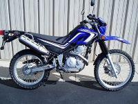 2014 Yamaha XT250 Dual Purpose Motorcycles Carroll, OH