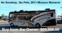 2011 Monaco Monarch 33SFS