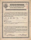 $450, Vintage Classic Car Titles Registration For Sale FORD CHEVY DODGE PLYMOUTH NASH STUDEBAKER