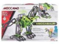 NEW Meccano Tech Meccasaur Programmable Robotic 3' T-Rex