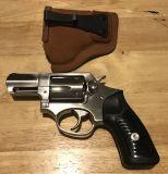 $520, Ruger SP101 .357 magnum 2.25 barrel