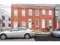 2 Bed 1 Bath Foreclosure Property in Baltimore, MD 21230 - Mangold St
