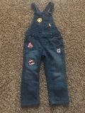TCP overalls size 5
