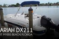 2004 Mariah DX211